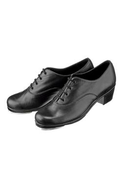 Elegant and durable shoes with soft leather insole provide firm fit for support and stability.